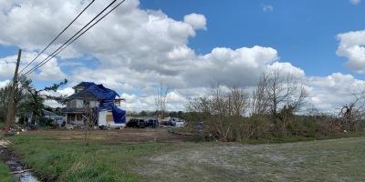 Laurel, Delaware EF2 Tornado