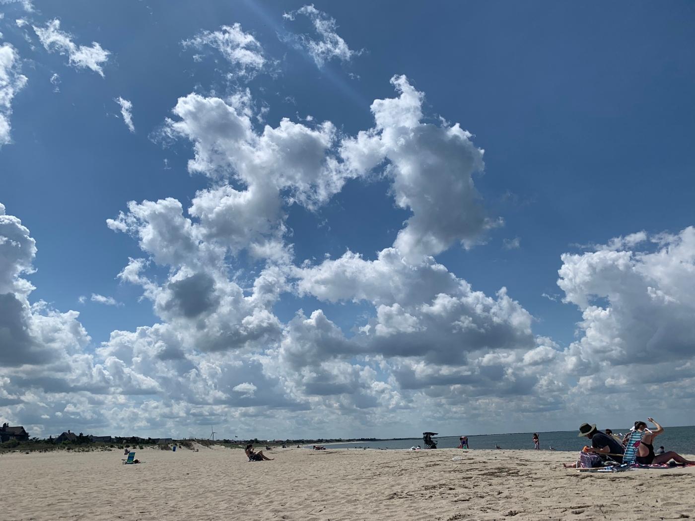 Beach Day in OCMD