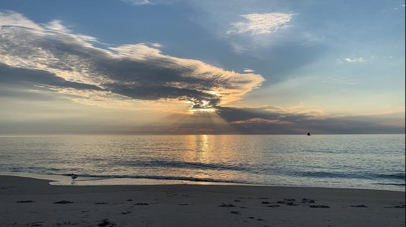 Rehoboth Beach, DE Sunrise