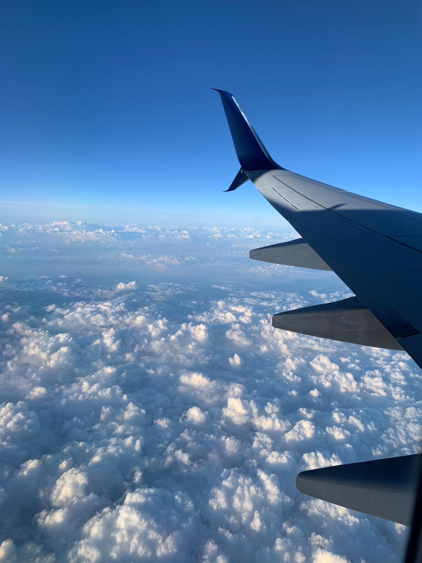 Earth in Flight